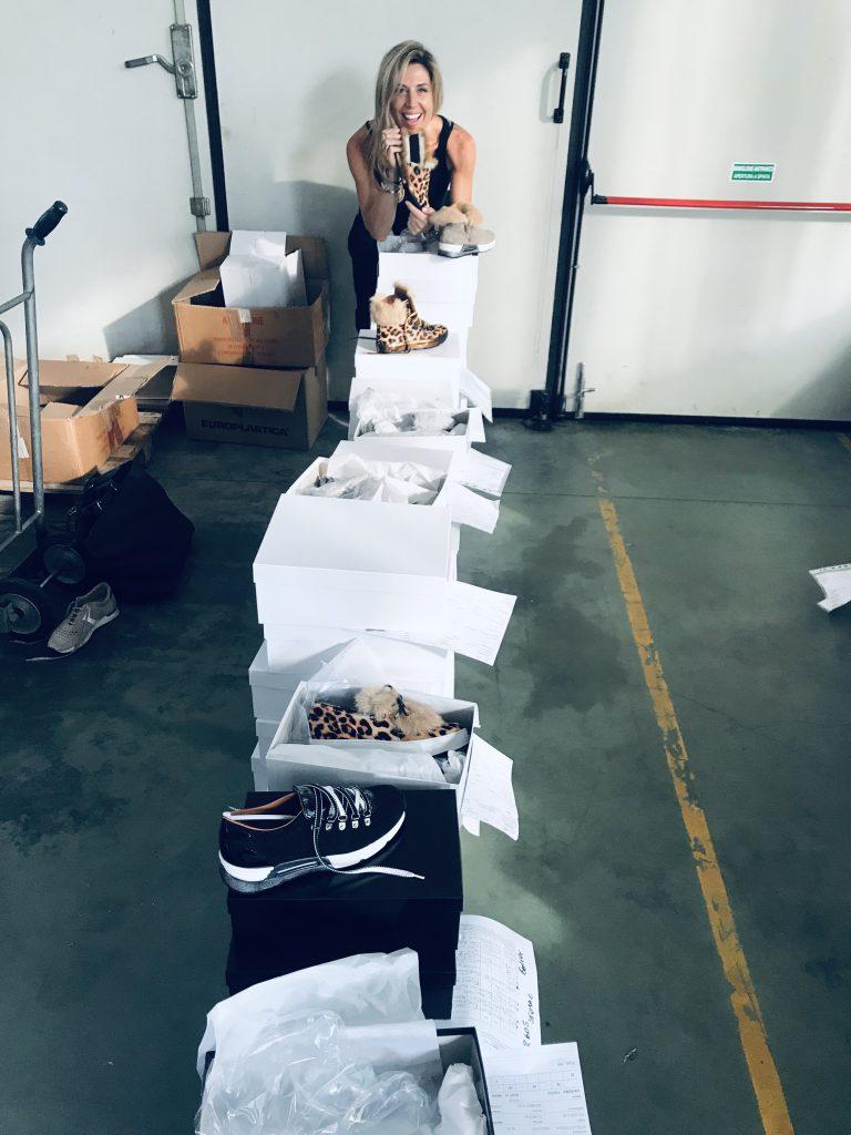 Backstage Atelier de Florence