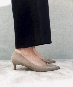 Escarpin talon 6 cm