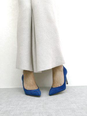 Escarpin à talon 8 cm confortable MAISON VIA ROMA.