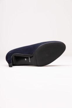 Escarpin confortable à talon haut et semelle à mousse mémoire Maison Via Roma.